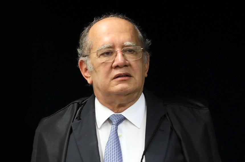 Ministro Gilmar Mendes durante sessão da 2ª turma do STF. Foto: Nelson Jr./SCO/STF (24/09/2019)