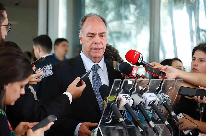 Fernando Bezerra Coelho: expectativa é avançar na regra de ouro e na reforma administrativa