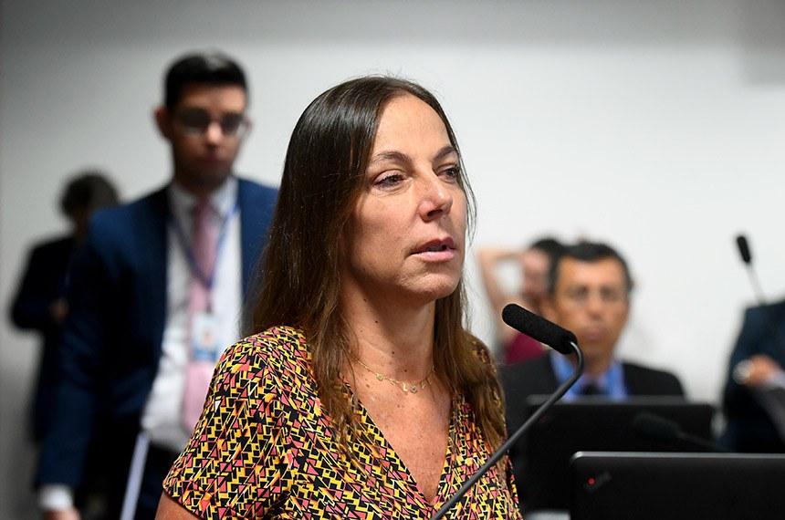 Mara Gabrilli é presidente da subcomissão criada para aprimorar a legislação sobre doenças raras