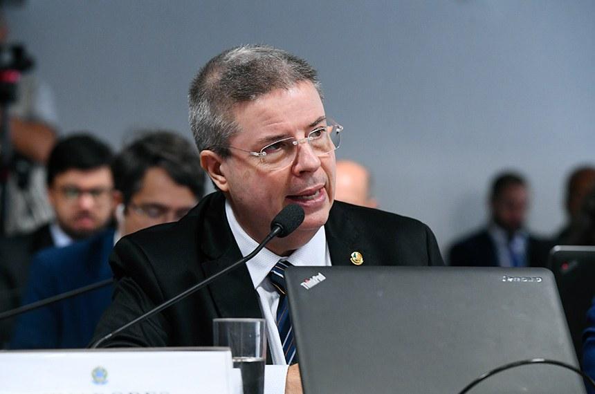 A formação do grupo entre os dois países foi uma iniciativa do senador Antonio Anastasia