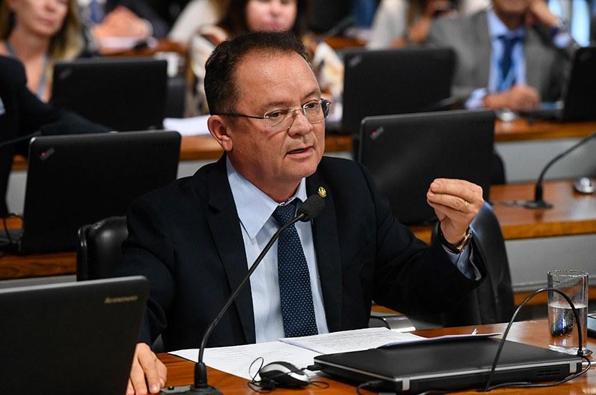 O senador Zequinha Marinho foi o relator do projeto que cria a universidade na região do Rio Xingu, a partir do campus da Universidade Federal do Pará localizado em Altamira