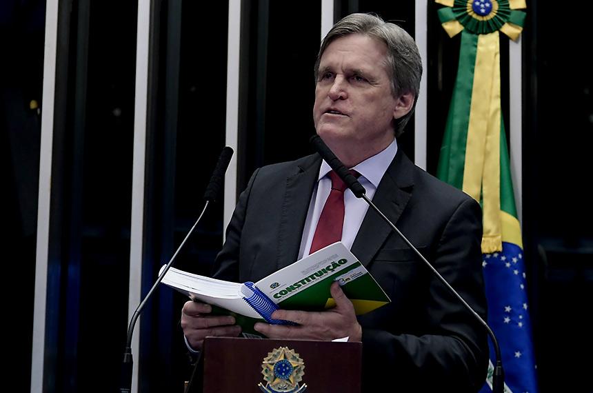 Senado precisa discutir miséria extrema e buscar soluções, diz Dário Berger - Portal de Notícias do Senado Federal