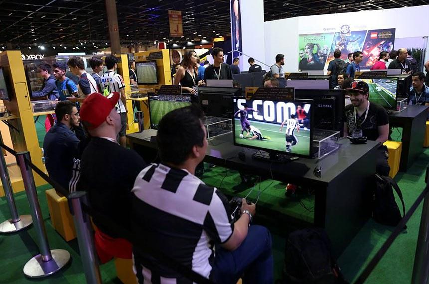 BIE - A Brasil Game Show é uma feira anual de videogames organizada pelo empresário Marcelo Tavares, atualmente realizada em São Paulo, Brasil. A feira é considerada a maior conferência do gênero em toda a América Latina.