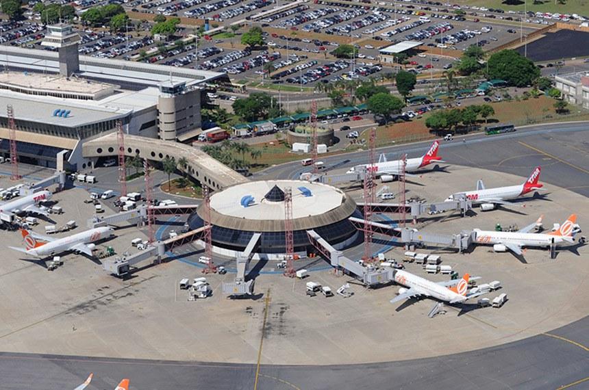 Controle do espaço aéreo do país, que era feito pela Infraero, agora será responsabilidade da NAV Brasil