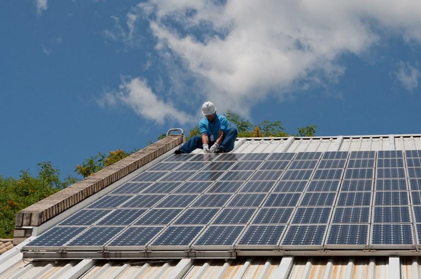 Objetivo do projeto vetado era incentivar o uso de energia solar