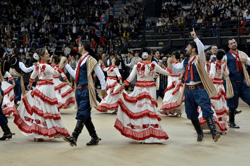 Dança tradicional Gaúcha