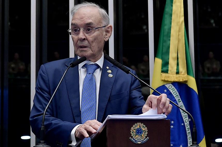 O projeto, que segue para sanção presidencial, teve relatório favorável do senador Arolde Oliveira (PSD-RJ)