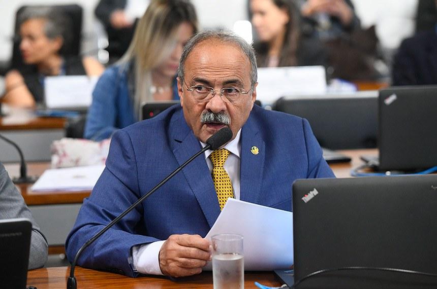 O relator, Chico Rodrigues, destacou importância da medida para população afetada pela seca