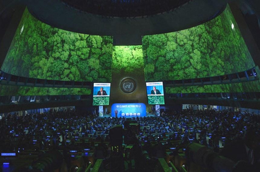 O mundo se reunirá na COP 25 para discutir ações para mitigar o aquecimento global