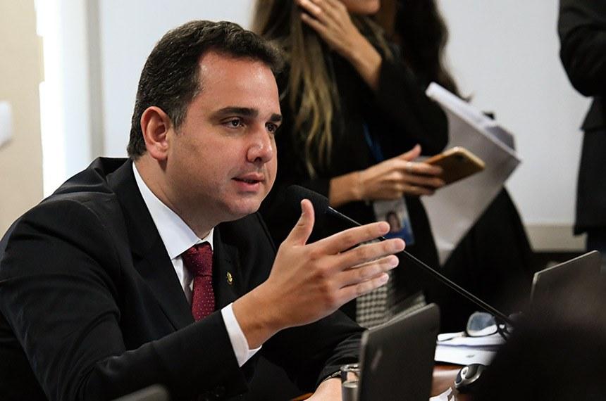 Relator da proposta, o senador Rodrigo Pacheco (DEM-MG) apresentou voto favorável