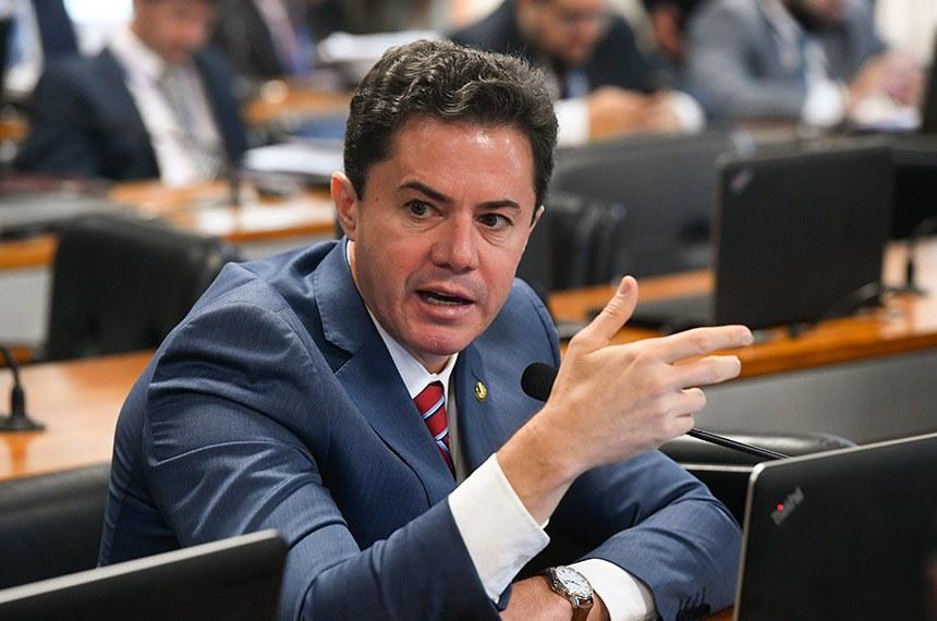 Projeto é importante para extinguir controvérsia jurídica, argumenta o relator, Veneziano Vital do Rêgo