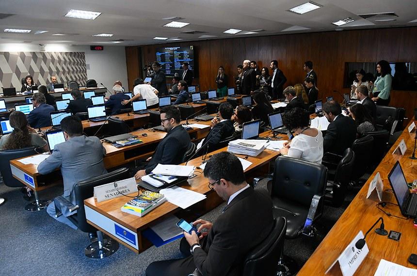 Projeto passou por turno suplementar de votação na comissão nesta quarta