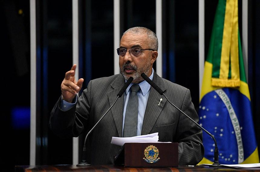 Plenário do Senado Federal durante sessão não deliberativa.   Foto: Edilson Rodrigues/Agência Senado