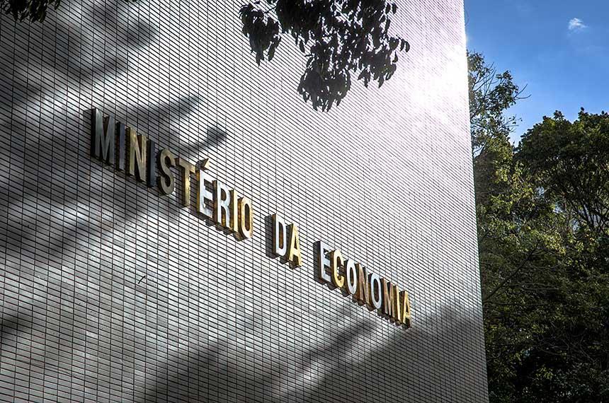 Fachada Ministério da Economia 2019  Hoana Gonçalves/ME