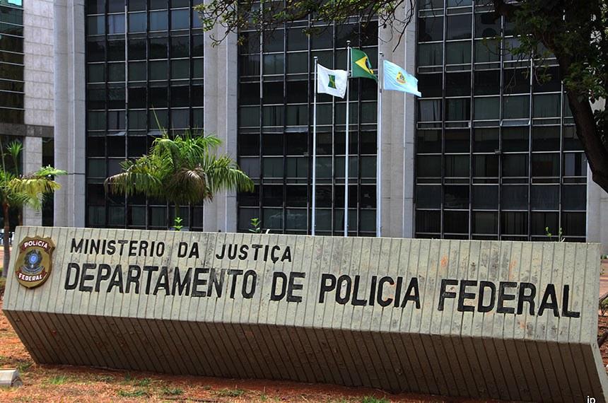 23.09.2016 Sede da Polícia Federal em Brasília