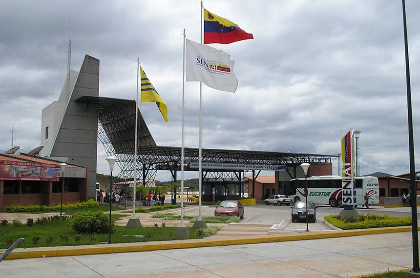 Pacaraima/Roraima - Santa Elena de Uairén/Venezuela