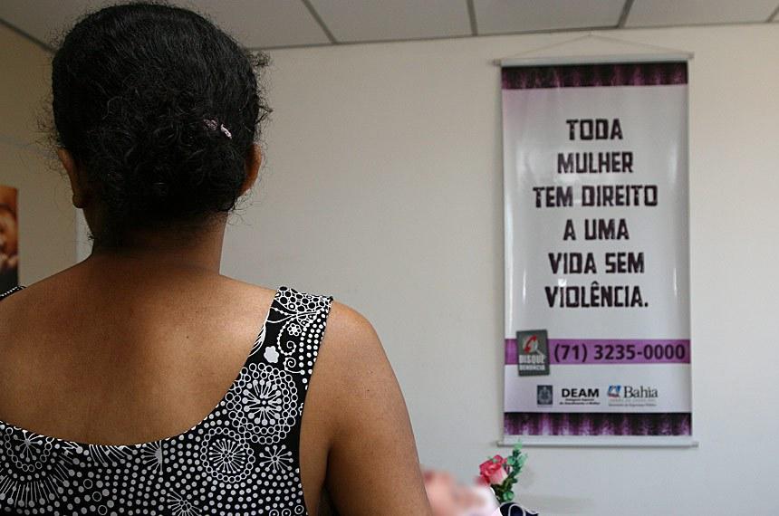 Ações do Governo da Bahia no combate à violencia contra mulher. Delegacia de Atendimento a Mulher de  Periperi