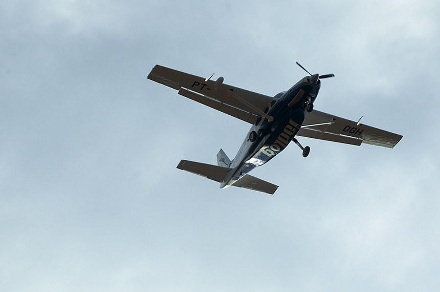 Aviação experimental voltada para a construção amadora de aeronaves, como os ultraleves.