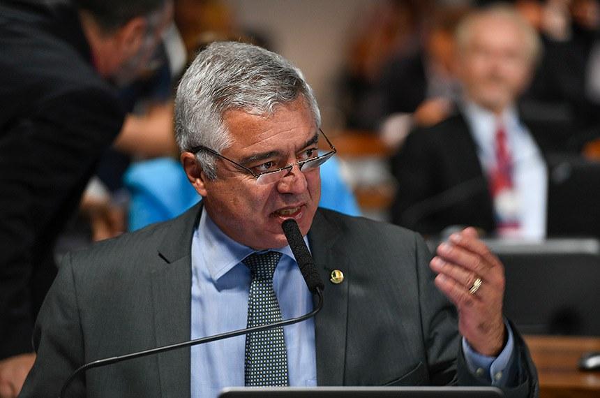 Comissão de Assuntos Econômicos (CAE) realiza   Foto: Edilson Rodrigues/Agência Senado