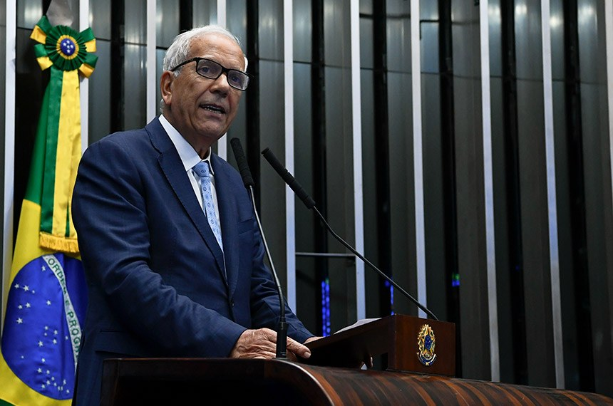 Plenário do Senado Federal durante sessão deliberativa ordinária.   Foto: Moreira Mariz/Agência Senado