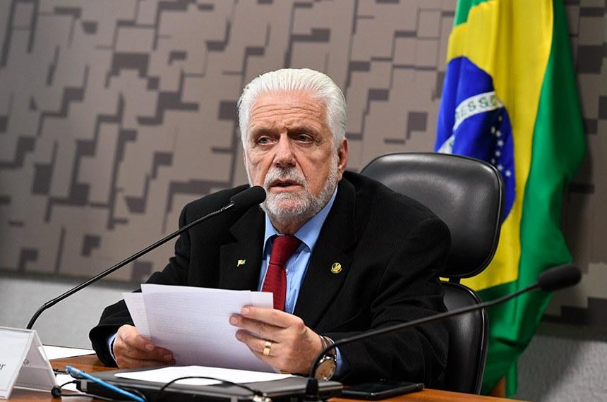 Comissão de Meio Ambiente (CMA) realiza   Foto: Roque de Sá/Agência Senado