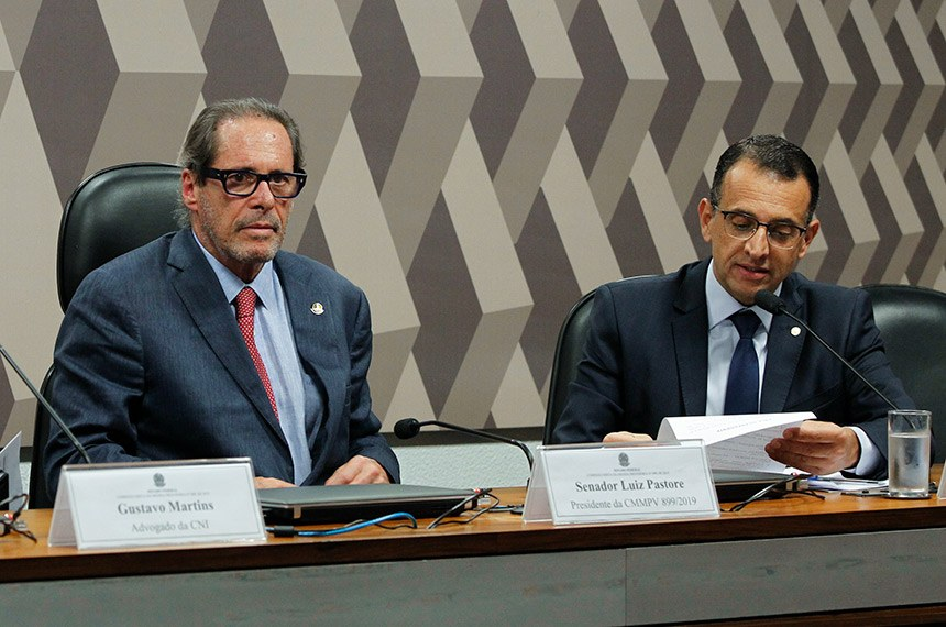 Comissão recebe relatório de MP de regularização de débitos fiscais com a União