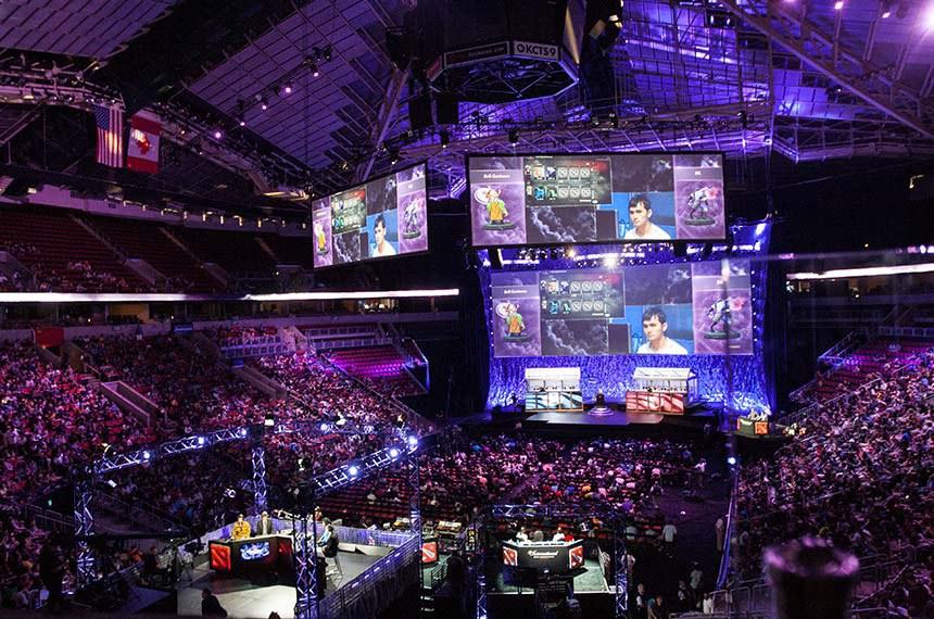 Indústria global de games, mais lucrativa que a cinematográfica e a musical, promove inclusive torneios internacionais