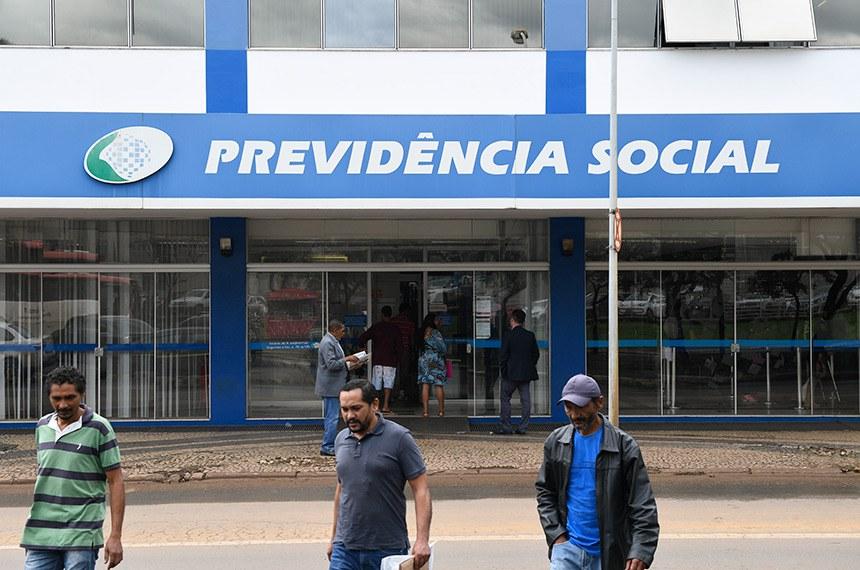 Agência da Previdência Social em Brasília