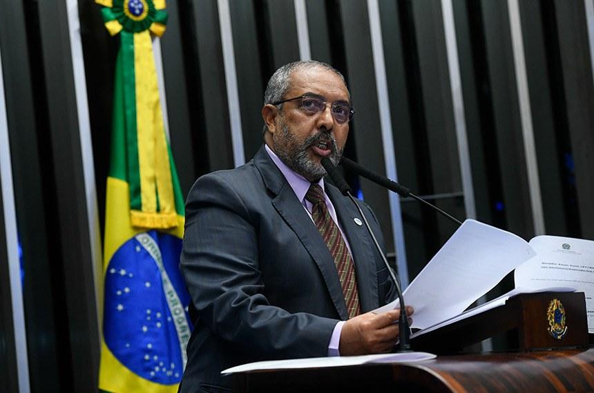 Plenário do Senado Federal durante sessão não deliberativa.   Foto: Marcos Oliveira/Agência Senado