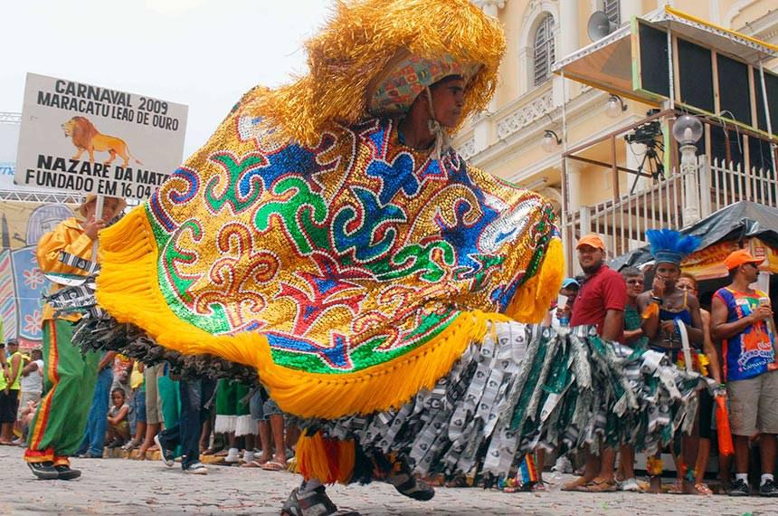 Manifestações como o maracatu, por exemplo, poderiam ser beneficiadas com a mudança na lei
