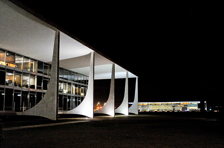 Fachada do Supremo Tribunal Federal (STF).   Foto: Jonas Pereira/Agência Senado