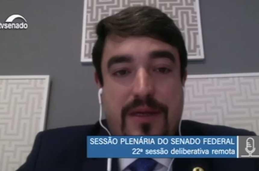 Luiz Fernando Bandeira de Mello: votação foi resultado de esforço de senadores e servidores da Casa