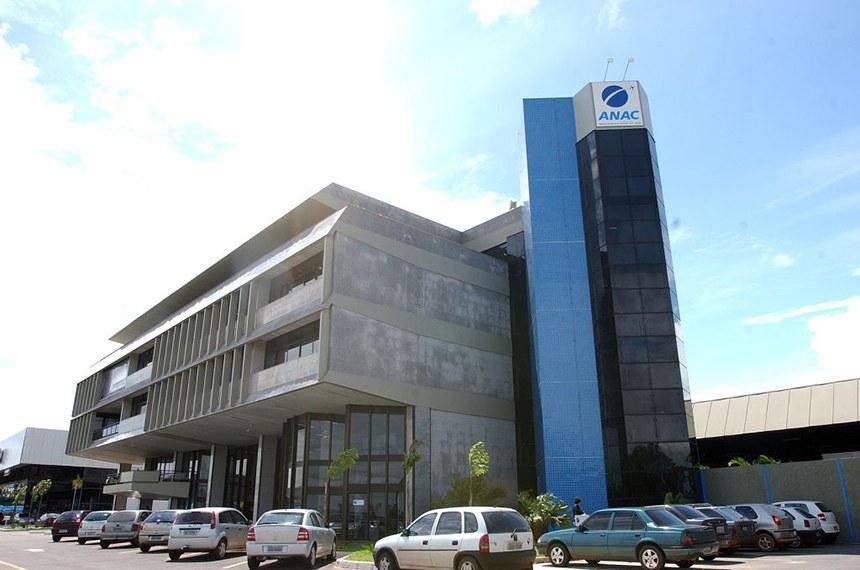 Sede da Anac, em Brasília: dois cargos da agência estão pendentes de aprovação