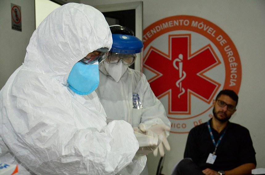 Atendimento de saúde em Manaus: estados e municípios precisam de recursos, defendem senadores