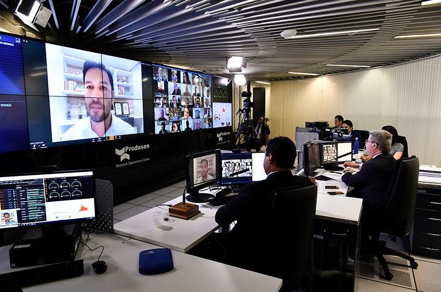 """Relator da matéria no Senado, Rodrigo Cunha afirmou que o projeto é """"altamente elogiável"""""""