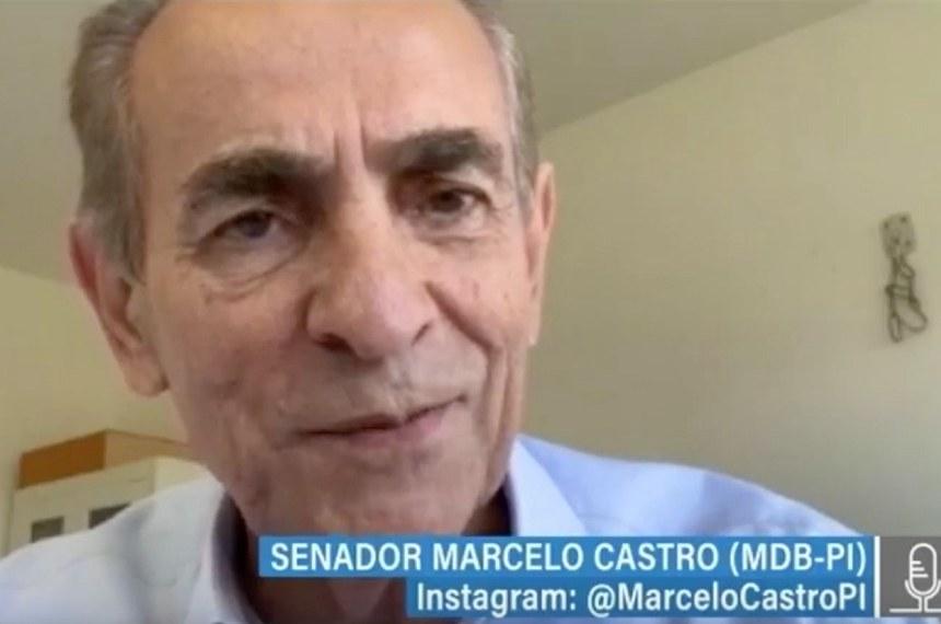 De acordo com o senador, os países mais afetados foram aqueles que demoraram a tomar medidas visando ao isolamento