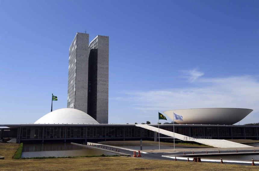 Imagens de Brasília - Congresso Nacional - Preparativos para o Dia da Independência do Brasil - 07 de setembro.   Foto: Marcos Oliveira/Agência Senado