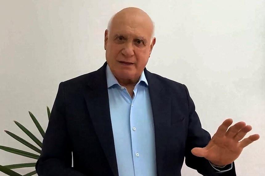 Lasier Martins: governador e prefeitos do Rio Grande do Sul têm pressa em saber quanto será destinado ao estado, que está em situação financeira precária
