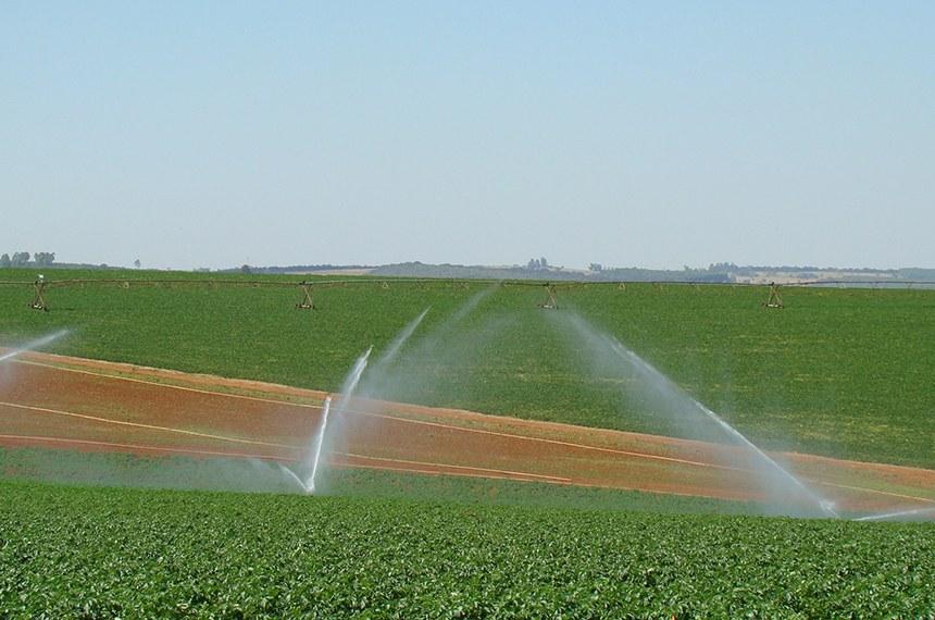 Laboratório de Irrigação da Universidade Federal de Pelotas