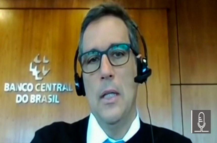 Segundo Roberto Campos Neto, não cabe ao BC definir meta de crédito, mas sim direcionar a liquidez do mercado