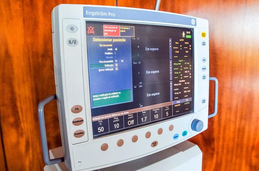 Redes de saúde doam R$ 4 milhões e 10 leitos de UTI para o DF