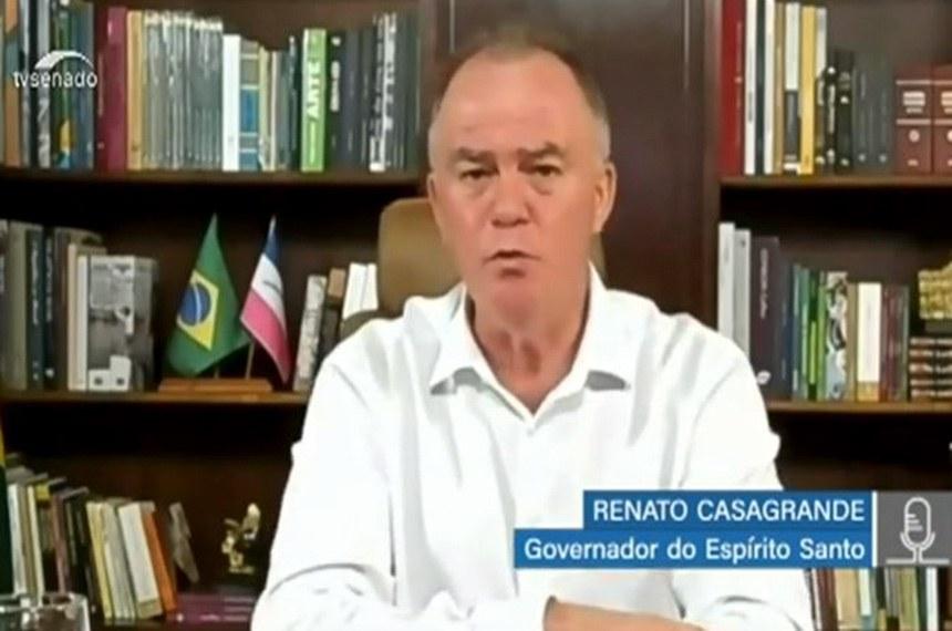 Governador do Espirito Santo, Renato Casagrande