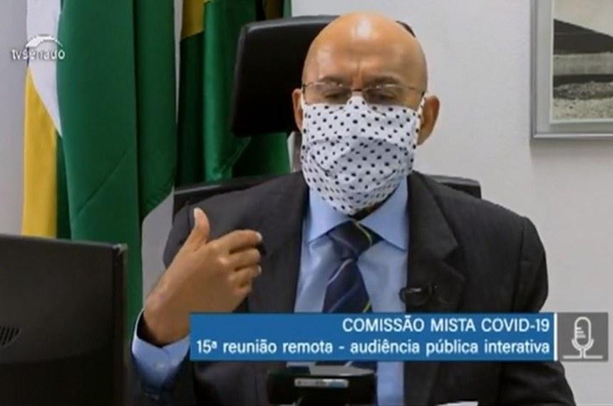 Presidente da comissão mista, o senador Confúcio Moura anunciou que na próxima terça-feira (30) o colegiado deve ouvir representantes dos prefeitos