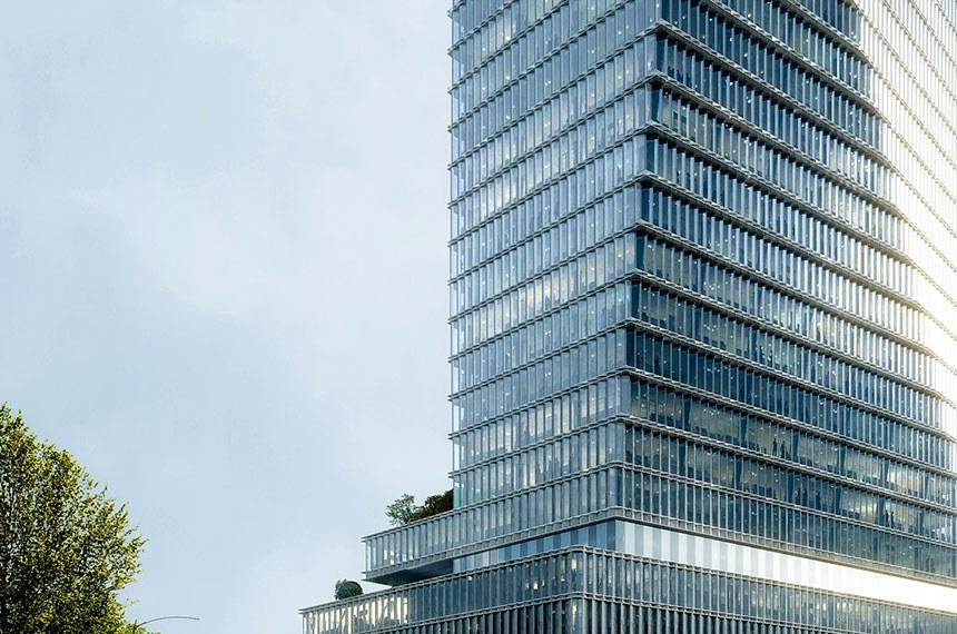 New Development Bank Headquarters Shanghai, China