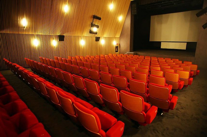 Cinema seats