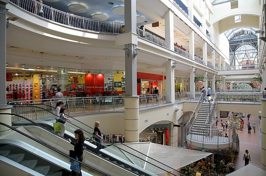 Shopping Center, lojas, compras