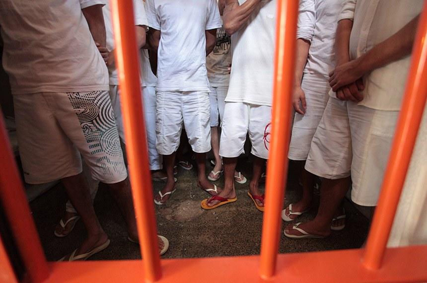 31-08-2011 Mutirão Carcerário GO. Juizes do CNJ fazem inspeção nas penitenciárias do entorno do Distrito Federal.