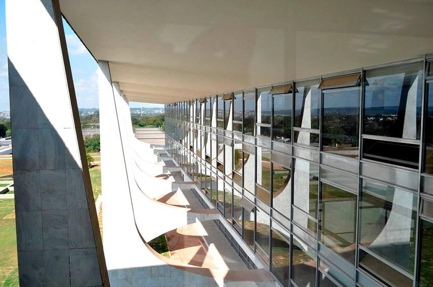 BIE - Fachada do Palácio do Planalto, Brasília (DF).  Foto: Thiago Melo/Flickr