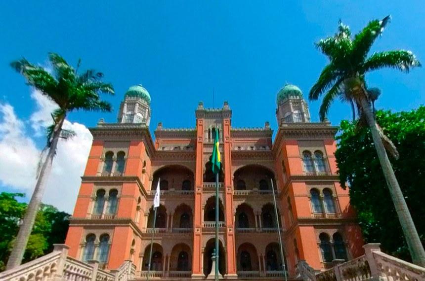 Sede da Fundação Oswaldo Cruz (Fiocruz), no Rio de Janeiro; instituição tem contrato para produção de vacina contra covid-19 em desenvolvimento pela Universidade de Oxford