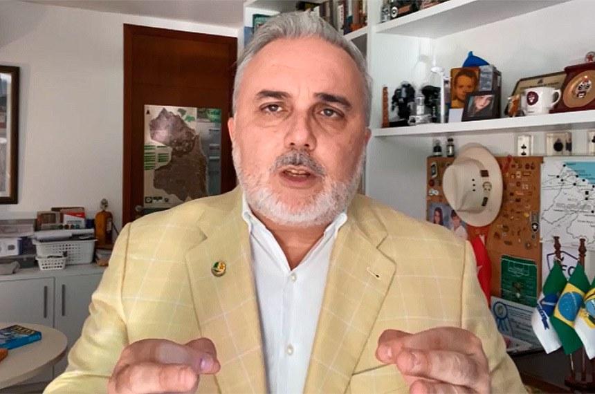 Relator da matéria, Jean Paul Prates afirmou que o aporte do Brasil ao banco deveria ser maior